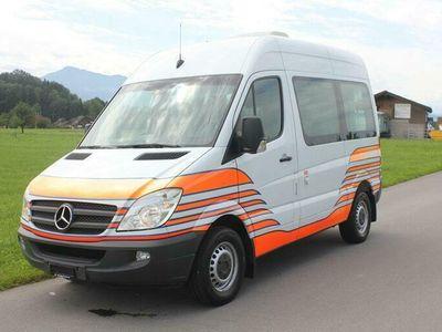 gebraucht Mercedes Sprinter 315 CDI Standard *Laderampe**