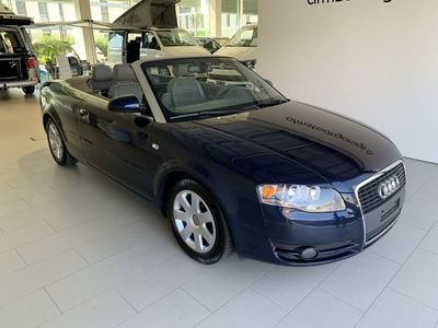 gebraucht Audi A4 Cabriolet 163Ps Multitronic