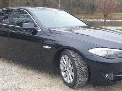 gebraucht BMW 528 5er F10 i Xdrive