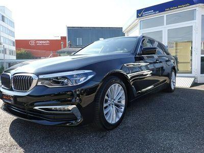 "gebraucht BMW 520 D X-DRIVE TOURING ""LUXURY LINE"" - STEPTRONIC - EURO 6DTEMP"