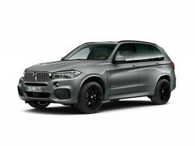 gebraucht BMW X5 xDrive 40d Pure MSport