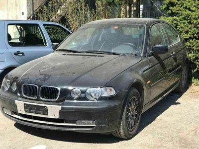 gebraucht BMW 318 Compact 3er i