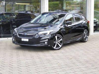 gebraucht Subaru Impreza 2.0i Luxury