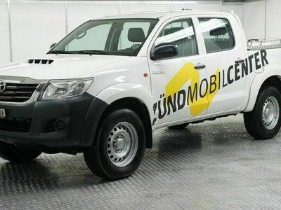 gebraucht Toyota HiLux Double Cab.-Pick-up 2.5 D-4D Luna