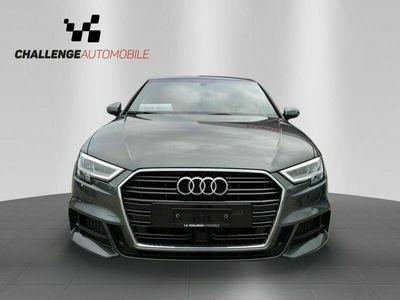 gebraucht Audi A3 Sportback 1.4 T FSI Sport S-Tronic