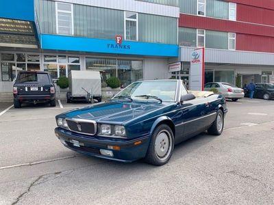 gebraucht Maserati Biturbo Spyder E