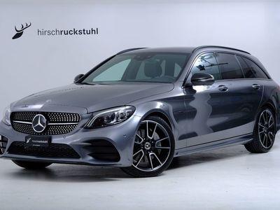 gebraucht Mercedes C300 C-Klassee AMG Line