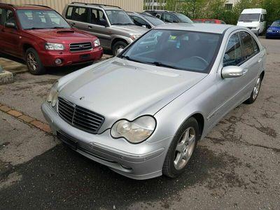 gebraucht Mercedes C270 CDI Avantgarde