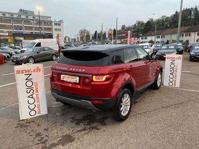 gebraucht Land Rover Range Rover evoque 2.0 TD4 Pure AWD Automat