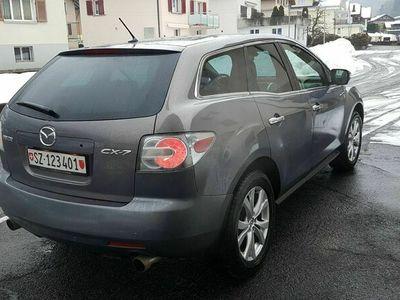 gebraucht Mazda CX-7 2.3T Sport