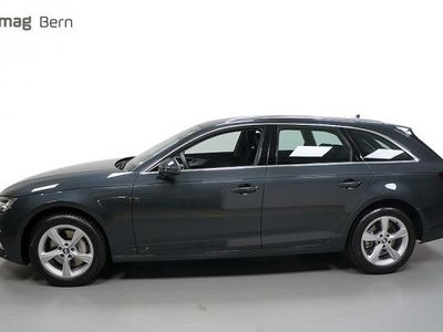 gebraucht Audi A4 Avant 40 TDI Sport quattro S-tronic