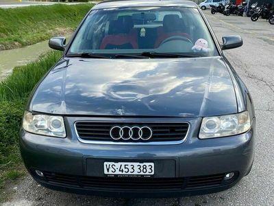gebraucht Audi A3 1.8 T Ambition