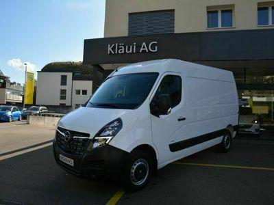 gebraucht Opel Movano 2.3DT 3.5 L2H2