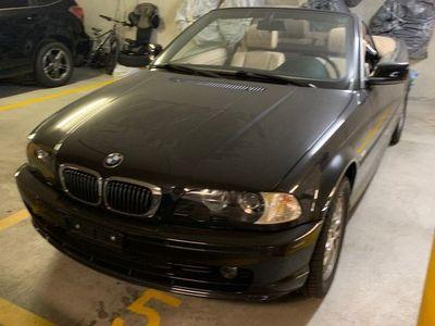 gebraucht BMW 323 Cabriolet 3er Compact e46 i