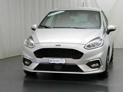 gebraucht Ford Fiesta 1.0 EcoB 140 ST-Line