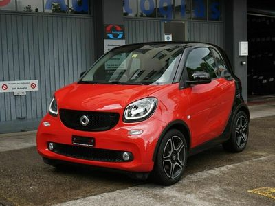 gebraucht Smart ForTwo Coupé prime twinmatic