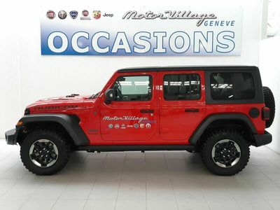 gebraucht Jeep Wrangler 2.2MJ Unlimited Rubicon Automatic
