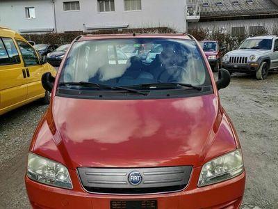gebraucht Fiat Multipla Multipla 1.6 Benzin1.6 Benzin