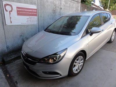gebraucht Opel Astra 1.6 CDTi ecoF Enjoy Automatic