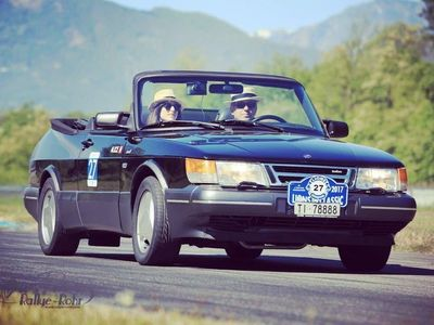 gebraucht Saab 900 Cabriolet TU AERO