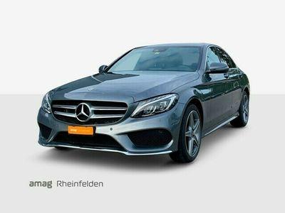 gebraucht Mercedes C250 BlueTEC AMG Line 4Matic 9G-Tronic