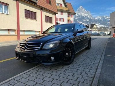 gebraucht Mercedes C63 AMG C-Klasse C 63 AMG Avantgarde 7G-Tronic C-KlasseAMG Avantgarde 7G-Tronic