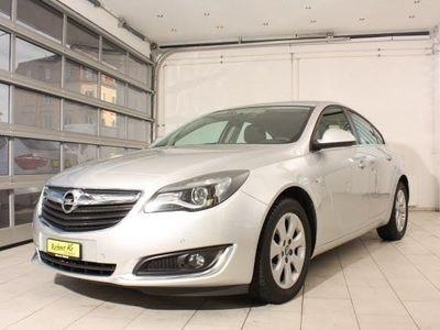 gebraucht Opel Insignia 2.0T Edition