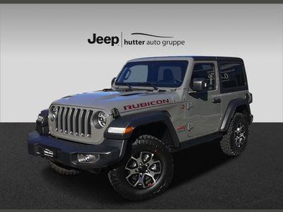 gebraucht Jeep Wrangler 2.0 Turbo Rubicon
