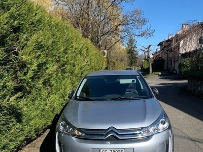 gebraucht Citroën C4 Aircross 1.8 HDi Exclusive 4WD
