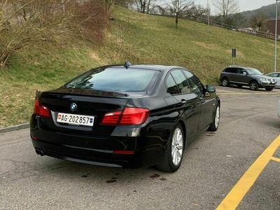 gebraucht BMW 528 5er 528i mit Sportgetriebe 5er i mit Sportgetriebe