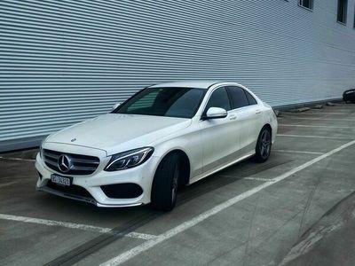 gebraucht Mercedes C200 C-Klasse Mercedes Benz C200 AMG-Line C-Klasse Mercedes BenzAMG-Line