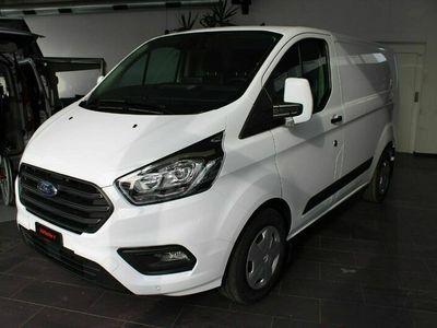 gebraucht Ford Custom TransitVan 320 L1 2.0 TDCi Trend