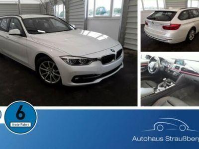 gebraucht BMW 318 i Touring NP:49.000€ Sport Line AHK PDC