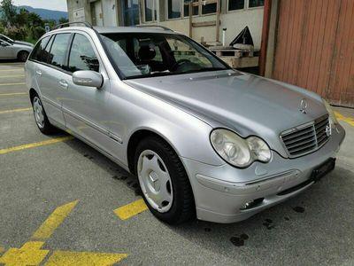 gebraucht Mercedes C220 CDI Elégance