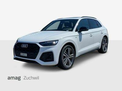 gebraucht Audi Q5 40 TDI Black Edition quattro S-tronic