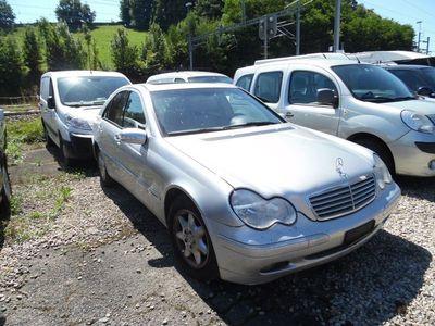 gebraucht Mercedes C220 C-KlasseCDI Avantgarde