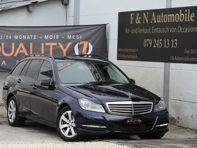 gebraucht Mercedes C220 C-Klasse MERCEDESCDIT4mEC / 2014 / 138t km / 4x4 / TOP!