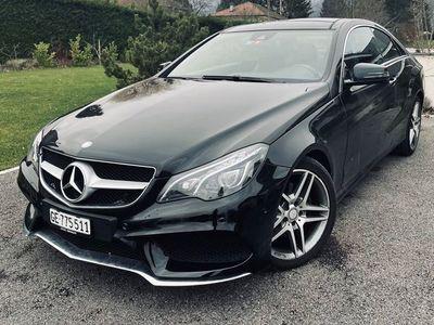 gebraucht Mercedes E350 E-KlasseCoupé