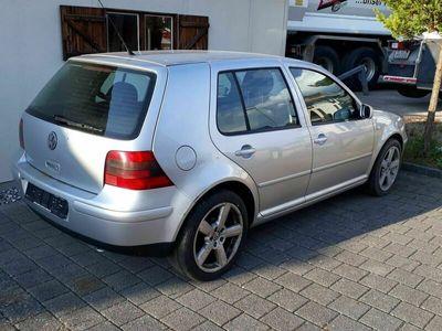 gebraucht VW Golf IV Highline 1.9 4-Motion