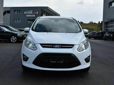 gebraucht Ford Grand C-Max C-Max Grand C-Max 1.0 SCTi Titanium C-Max1.0 SCTi Titanium
