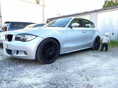 gebraucht BMW 118 D frisch ab MFK