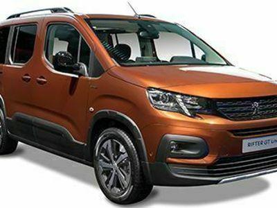 gebraucht Peugeot Rifter Rifter 1.5 BlueHDi 130 Active Pack1.5 BlueHDi 130 Active Pack