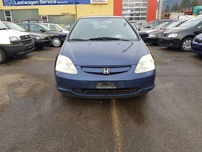 gebraucht Honda Civic 1.6i ES