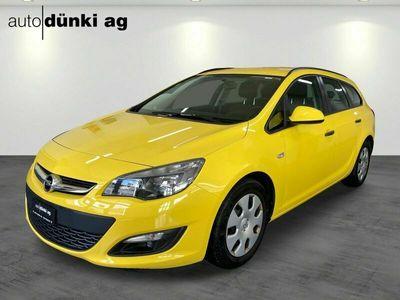 gebraucht Opel Astra SportsTourer 1.7 CDTi ecoFLEX