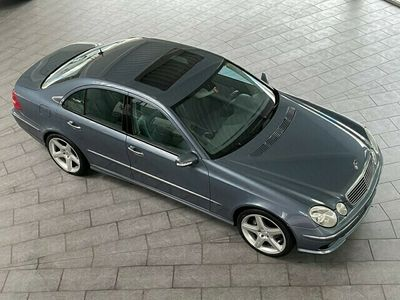 gebraucht Mercedes E500 E-KlasseAvantgarde Automatic