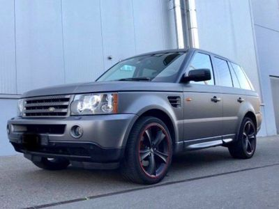 gebraucht Land Rover Range Rover Sport 4.4 V8 HSE Automatic