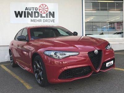 gebraucht Alfa Romeo Giulia 2.0 Veloce TI Q4 A
