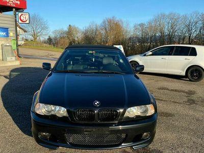 gebraucht BMW 330 Cabriolet 3er E 46 i