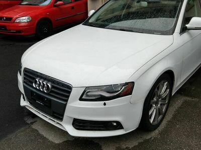 gebraucht Audi A4 2.0 TFSI 211 quattro
