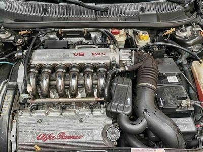 gebraucht Alfa Romeo 156 2.5 V6 Distinctive